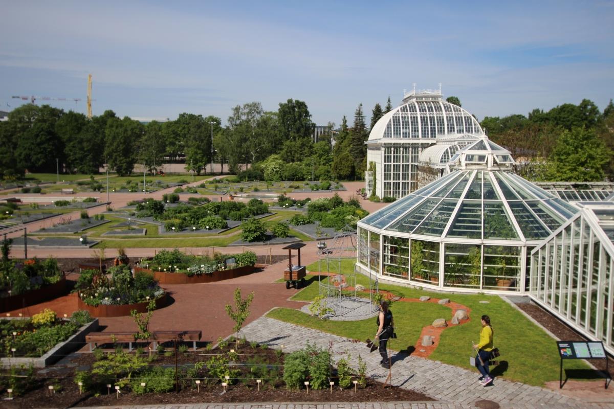 Museot Fi Luomus Kaisaniemen Kasvitieteellinen Puutarha