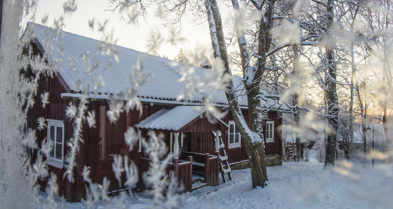 joulu maatilalla 2018 Joulutunnelmaa Talomuseo Glimsissä joulu maatilalla 2018