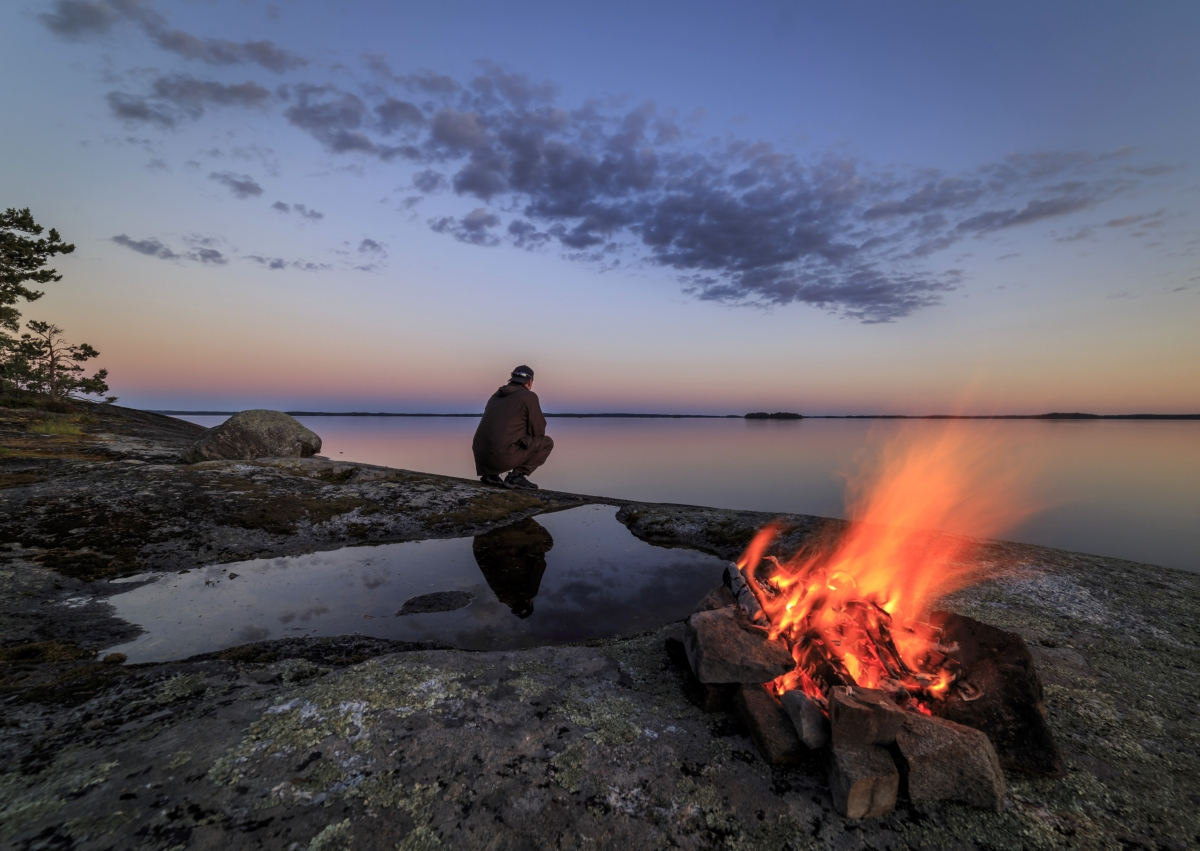 Minun maisemani – Timo Seppäläisen valokuvia Saimaalta