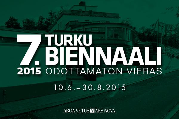 Museot.fi - Turku Biennaali 2015 - Odottamaton vieras - Turku Biennaali 2015 - Odottamaton vieras